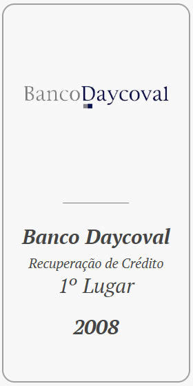 1 - Banco Daycoval 2008