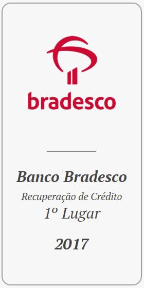 10 - Banco Bradesco 2017