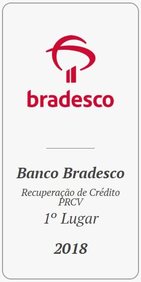 13 - Banco Bradesco 2018