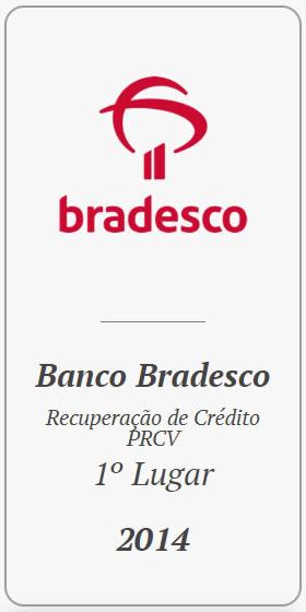 3 - Banco Bradesco 2014